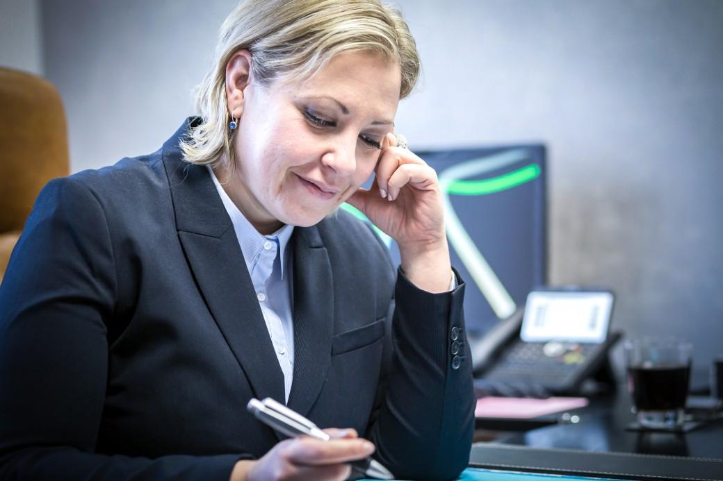 Rechtsanwältin Miriam Polat