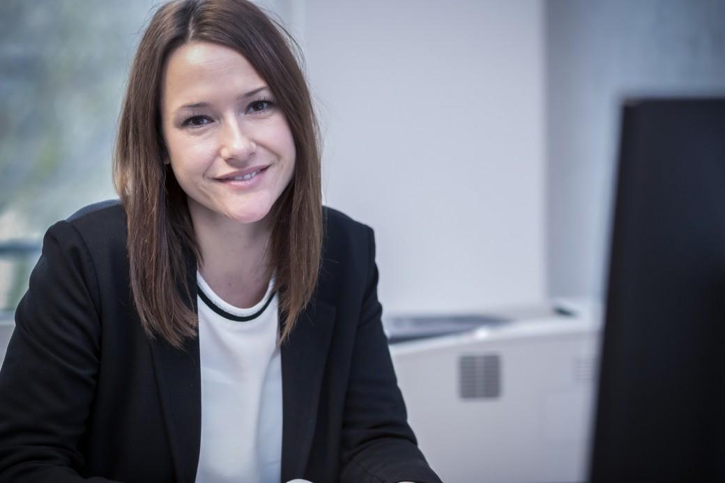 Assessorin Hanna Kullmann