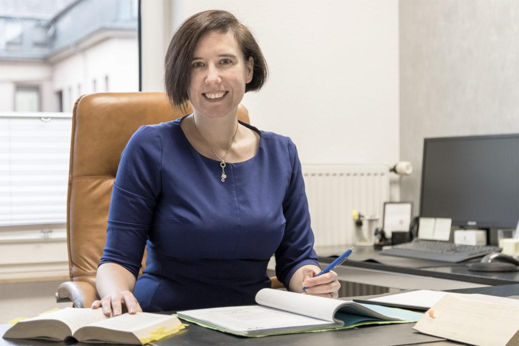 Rechtsanwältin Anne Zimmermann