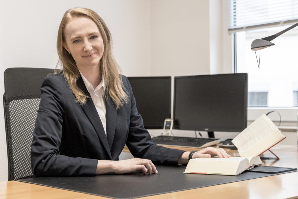 Rechtsanwältin Franziska Dreyer